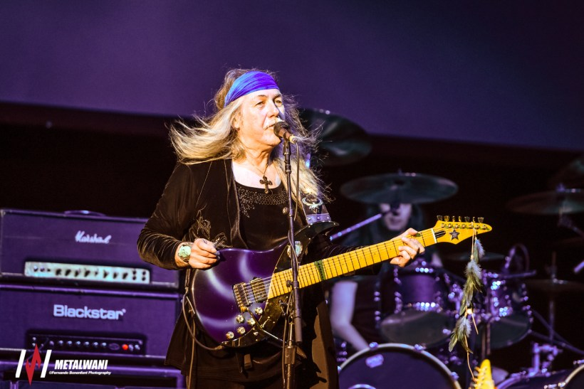G3 5 - GIG REVIEW: An Evening With G3 - Joe Satriani, John Petrucci & Uli John Roth Live at Hammersmith Eventim Apollo, London
