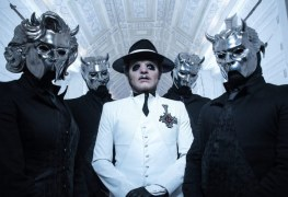Ghost 2018 - TOUR: GHOST Announce Rats On The Road U.S. Tour