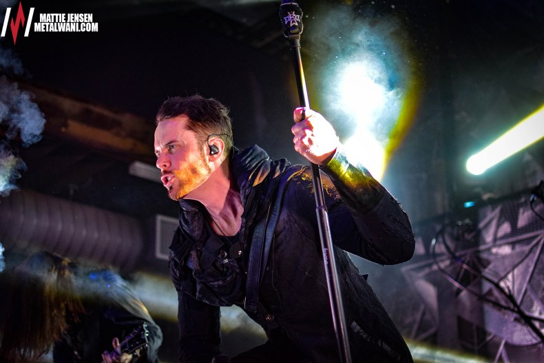 Kamelot 12 - INTERVIEW: KAMELOT's Tommy Karevik on Australian Tour, Guest Musicians & Vocal Styles