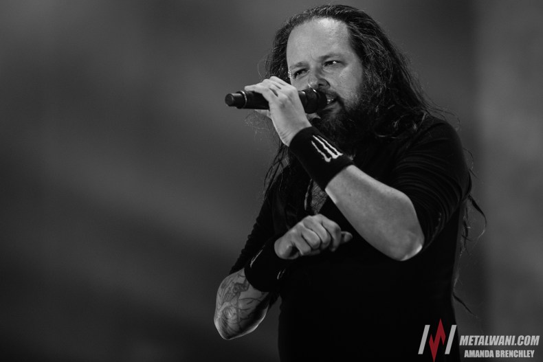 Korn 5 - KORN Frontman Reveals How He Got In Trouble for Talking Shit About METALLICA