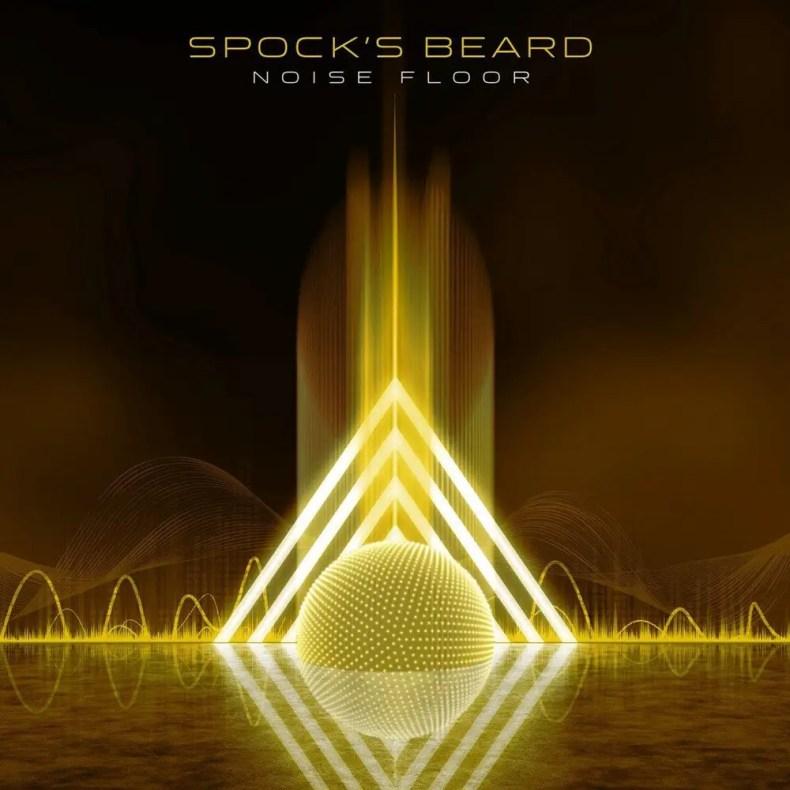 """Noise Floor - REVIEW: SPOCK'S BEARD - """"Noise Floor"""""""