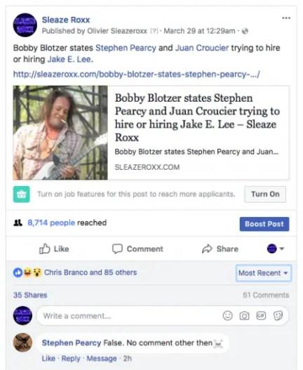 Screen Shot stephen pearcy 246x300 - RATT Frontman Stephen Pearcy Responds To Rumors Around Hiring Jake E. Lee