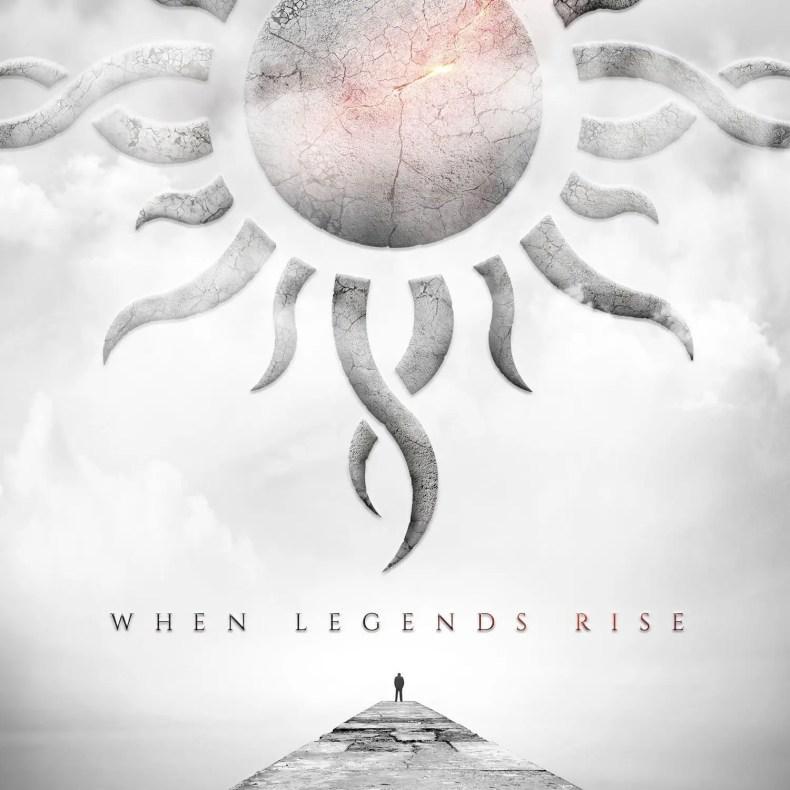 """When Legends Rise - REVIEW: GODSMACK - """"When Legends Rise"""""""