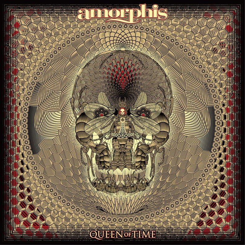 "amorphis queen of time - REVIEW: AMORPHIS - ""Queen of Time"""