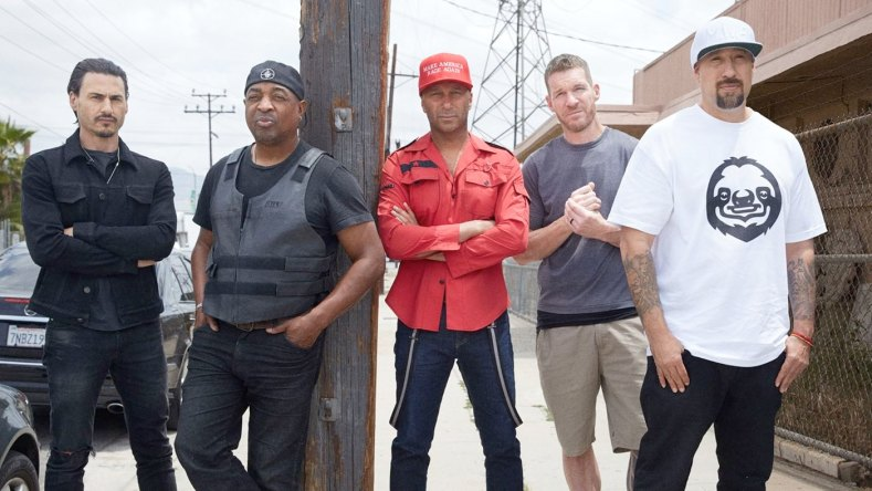 prophetsofrageband - PROPHETS OF RAGE Is Over; Members Release A Statement Following RATM Reunion Tour