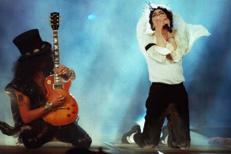 slash MJ - New Report Says Sony Admitted Releasing Fake Michael Jackson Songs on Posthumous Album, Sony Denies Claims