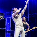 ANDREW WK 2 - GALLERY: Welcome To Rockville 2018 Live at Metropolitan Park, Jacksonville, FL - Day 2 (Saturday)