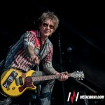 Billy Idol  2 - GALLERY: Welcome To Rockville 2018 Live at Metropolitan Park, Jacksonville, FL – Day 3 (Sunday)