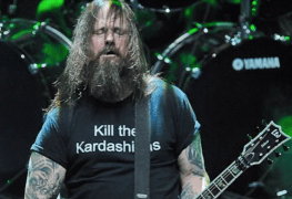 "Gary Holt - Gary Holt Slams Kim Kardashian Over Fashion Ripoff Complaints: ""Go F*c* Yourself"""