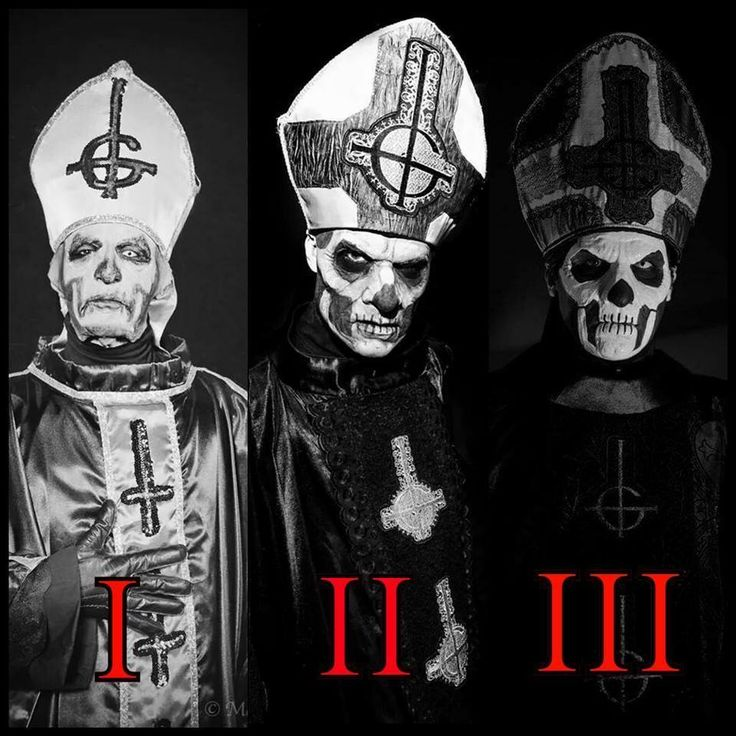Ghost Singers - First Three Singers of GHOST Confirmed Dead; Bodies to Be Publicly Displayed on Tour