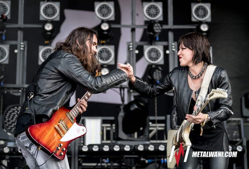 Halestorm 02 - FESTIVAL REVIEW: Welcome To Rockville 2018 Live at Metropolitan Park, Jacksonville, FL - Day 1 (Friday)