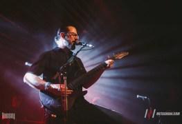 IHSAHN 4 - GALLERY: Ihsahn, Hybrid Nightmares & Ylva Live at Max Watts, Melbourne