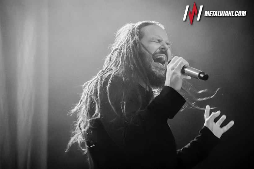 JD 120 Maximus - GIG REVIEW: An Evening With JONATHAN DAVIS Live at Majestic Theatre, Detroit, MI
