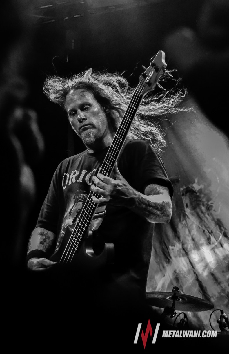 Morbid Angel 1 - GALLERY: Morbid Angel, Origin, Hate Storm Annihilation & More Live at Trees, Dallas, TX