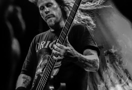 "Morbid Angel 1 - INTERVIEW: MORBID ANGEL's Steve Tucker - ""We've The Inner Drive To Make The Songs & Live Shows Perfect"""