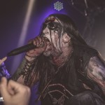 RAGNAROK - GALLERY: Marduk, Ragnarok, Unlight & Azziard Live at The Dome, London