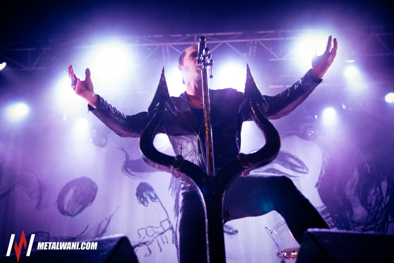 Satyricon - GALLERY: Satyricon, Goatwhore, Panzerfaust & Blood of Christ Live at the Opera House, Toronto