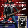Simmons Aus - TOUR: GENE SIMMONS Announce ACE FREHLEY As Special Guest For Upcoming Australian Tour