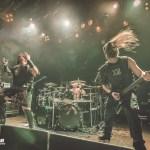 ex deo 10 - GALLERY: Ensiferum & Ex-Deo Live at O2 Islington Academy, London