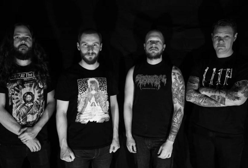 """khemmis bandphoto - REVIEW: KHEMMIS - """"Desolation"""""""