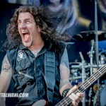 Anthrax 6 - GALLERY: Slayer, Lamb Of God, Anthrax, Behemoth & Testament Live at Freedom Hill, Detroit, MI