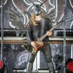 Behemoth 5 - GALLERY: Slayer, Lamb Of God, Anthrax, Behemoth & Testament Live at Freedom Hill, Detroit, MI