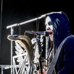 Behemoth 6 - GALLERY: Slayer, Lamb Of God, Anthrax, Behemoth & Testament Live at Freedom Hill, Detroit, MI