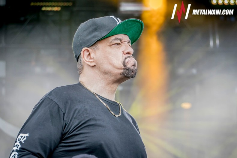 "Body Count 8 - INTERVIEW: BODY COUNT's Ice-T & Ernie C on Next Album 'Carnivore': ""Our Goal Is To Outdo 'Bloodlust'"""