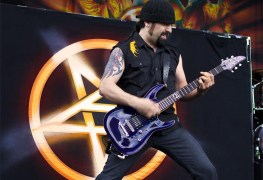 CaggianoRob - Rob Caggiano Explains Why He Left ANTHRAX to Join VOLBEAT
