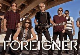 Foreigner - Classic FOREIGNER Lineup Announces Four More Reunion Concerts