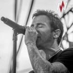 GODSMACK 10BW - GALLERY: ROCK ON THE RANGE 2018 Live at Mapfre Stadium, Columbus, OH – Day 3 (Sunday)
