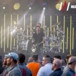 GODSMACK 16 - GALLERY: ROCK ON THE RANGE 2018 Live at Mapfre Stadium, Columbus, OH – Day 3 (Sunday)