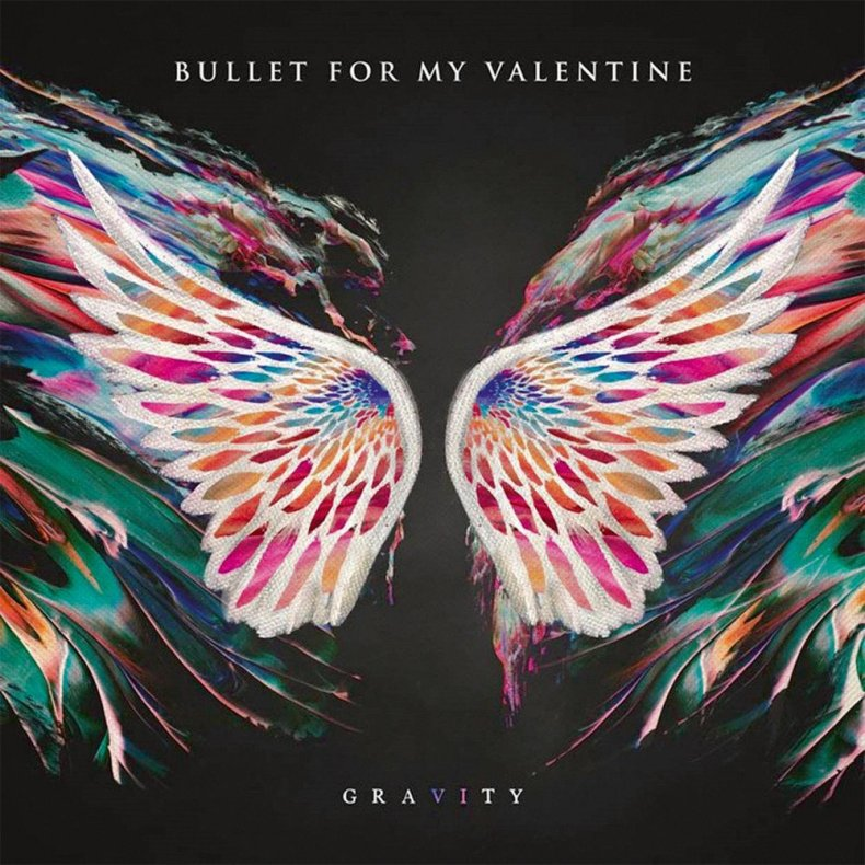 "Gravity - REVIEW: BULLET FOR MY VALENTINE - ""Gravity"""