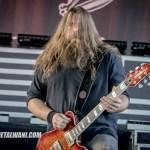 LOG 10 - GALLERY: Slayer, Lamb Of God, Anthrax, Behemoth & Testament Live at Freedom Hill, Detroit, MI
