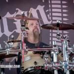 LOG 5 - GALLERY: Slayer, Lamb Of God, Anthrax, Behemoth & Testament Live at Freedom Hill, Detroit, MI