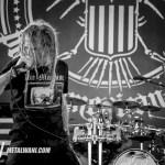 LOG 7 - GALLERY: Slayer, Lamb Of God, Anthrax, Behemoth & Testament Live at Freedom Hill, Detroit, MI