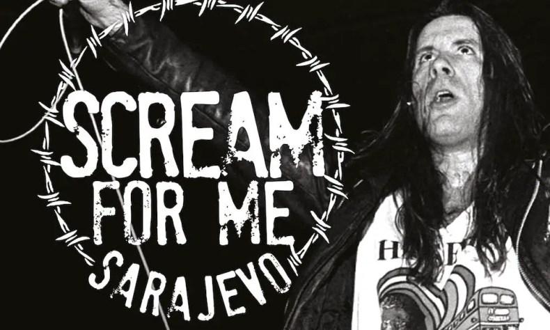 """Scream - DVD REVIEW: BRUCE DICKINSON - """"Scream For Me Sarajevo"""""""