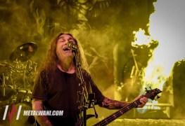 Slayer 3 - GALLERY: Slayer, Lamb Of God, Anthrax, Behemoth & Testament Live at Freedom Hill, Detroit, MI
