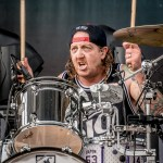 The Used 22 - GALLERY: ROCK ON THE RANGE 2018 Live at Mapfre Stadium, Columbus, OH – Day 3 (Sunday)