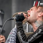 The Used 23 - GALLERY: ROCK ON THE RANGE 2018 Live at Mapfre Stadium, Columbus, OH – Day 3 (Sunday)