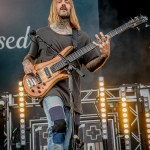 The Used 4 - GALLERY: ROCK ON THE RANGE 2018 Live at Mapfre Stadium, Columbus, OH – Day 3 (Sunday)