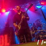 Volbeat 11 - GALLERY: An Evening With VOLBEAT Live at O2 Ritz, Manchester, UK