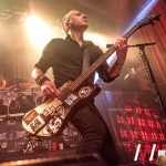 Volbeat 19 - GALLERY: An Evening With VOLBEAT Live at O2 Ritz, Manchester, UK
