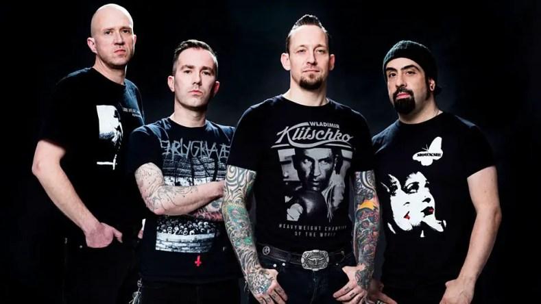 "Volbeat 2018 - INTERVIEW: VOLBEAT's Jon Larsen on Upcoming Album: ""It's Pure, Simple & Signature VOLBEAT"""