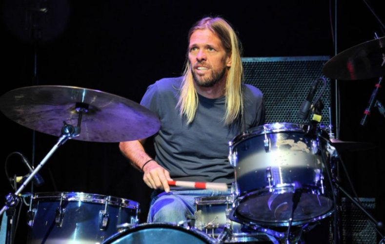 taylor hawkins - Taylor Hawkins Comments on Ex-FOO FIGHTERS Drummer Who Said Dave Grohl 'Creatively Raped Him'
