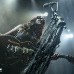CHELSEA WOLF  5 - GALLERY: Ministry & Chelsea Wolfe Live at O2 Forum, London