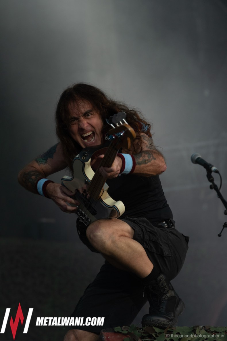 Steve Harris - IRON MAIDEN & JUDAS PRIEST To Tour In 2020? Steve Harris Weighs In