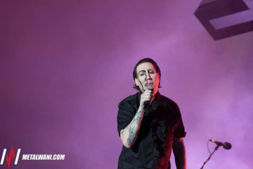 "VIK5545 - MARILYN MANSON Once Again Collapses Onstage: ""He Was Shaking"""