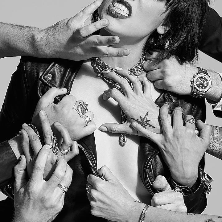 "Vicious - REVIEW: HALESTORM - ""Vicious"""