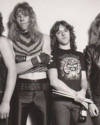 metallica earlydays - Original METALLICA Bassist Explains The Moment When James and Lars Were Going to Replace Him With Cliff Burton